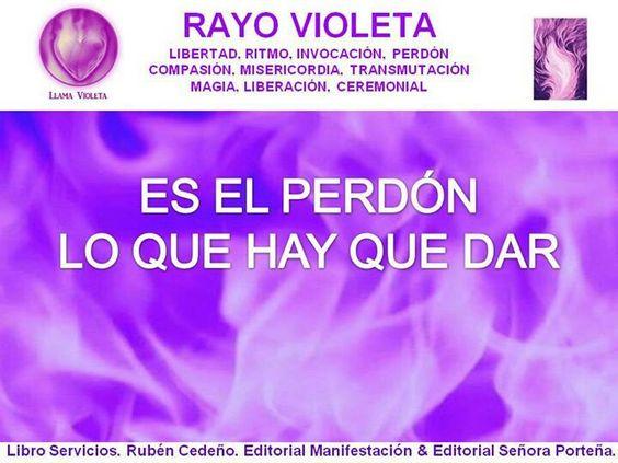 Rayo violeta