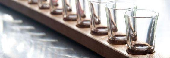 Disposable & Reusable Plastic Shot Glasses
