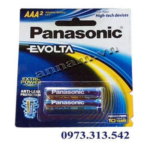 Pin Aaa Panasonic Evolta Lr03eg