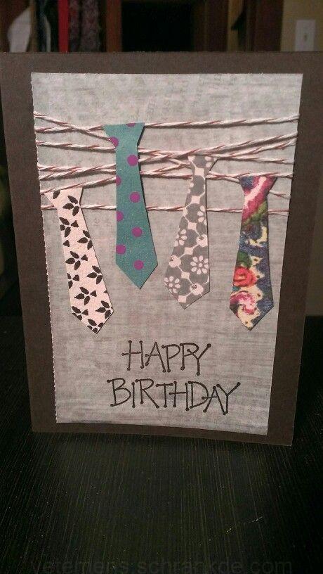 Mens Cartes D Anniversaire De Luxe Masculin Carte D Anniversaire Mes Cartes Pinterest Birthday Cards Diy Homemade Birthday Cards Cool Birthday Cards