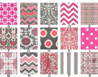 Fabric ideas for bedding