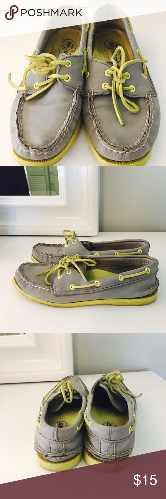 Special edition sperry's 🎏🎏🎊 Worn twice this summer 🎏🎏 Sperry Top-Sider Shoes