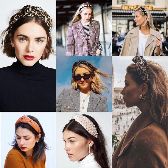 [ Dica ]  Capazes de levantar até as produções mais básicas, as tiaras turbante já são HIT de 2019 e estão fazendo a cabeça das…