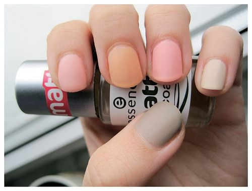 Welcome Matte: I have matte Top Coat! Must Try this for next time!