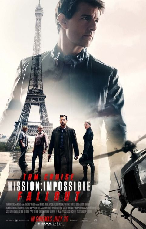 Click To View Extra Large Poster Image For Mission Impossible