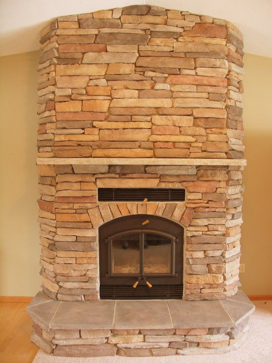 Install By Top Hat Wood Fireplace Fireplace Home Decor