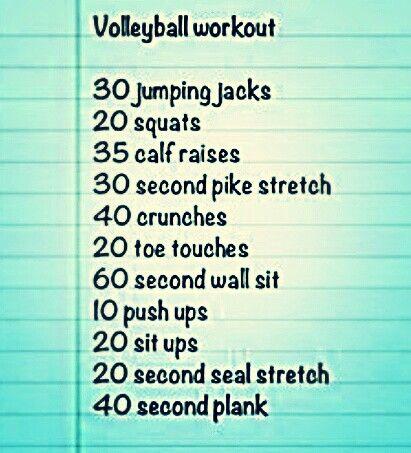 volleyball workout  sports  pinterest  chang'e 3