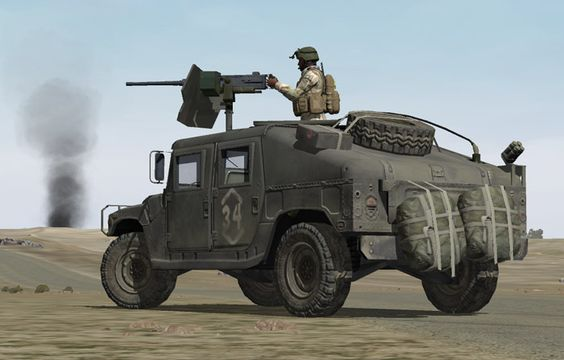 hillbilly armor humvee - Google Search