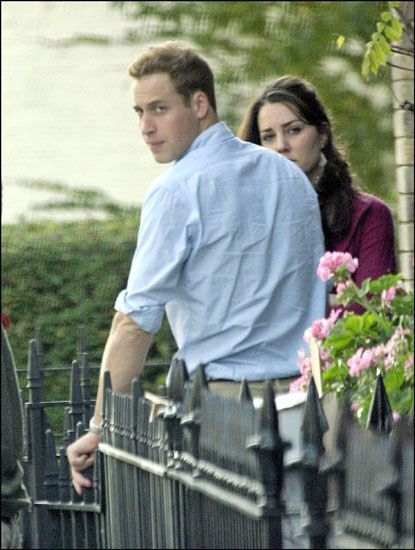 william and kate dating pics