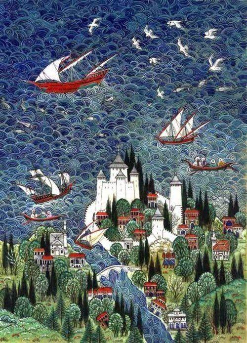 Anadolu Hisarı - Imagem para Sonhar