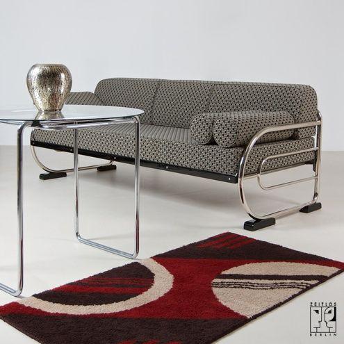 Art Déco Couch