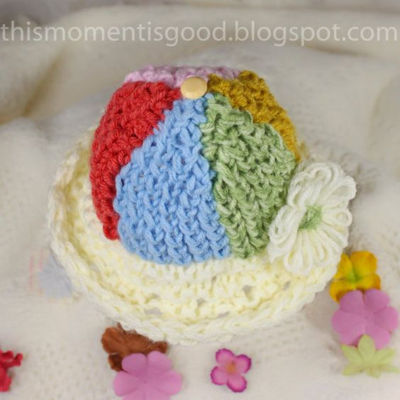 Hats for babies, Baby patterns and Loom knit on Pinterest