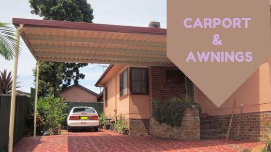 Carport Awnings Carport Awning Outdoor Decor