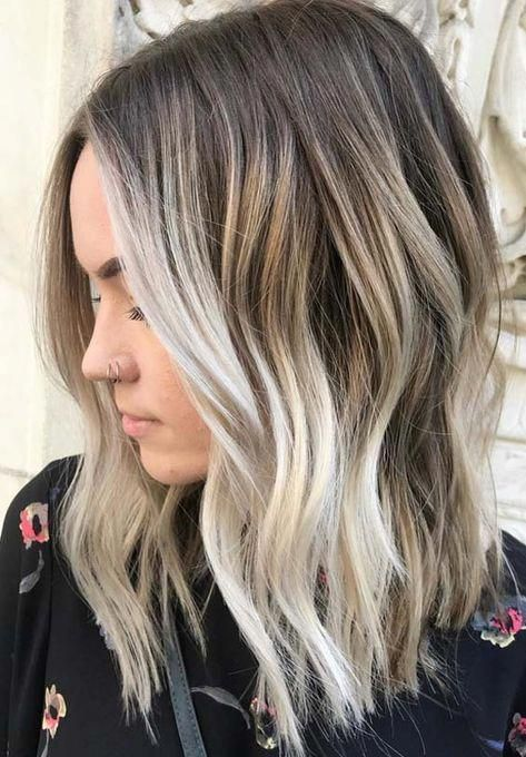 36 Best Foilyage Blonde Balayage Hair Color Ideas for 2018. See here the  classical ideas of foilyage blonde balay… | Hair styles, Balayage hair, Hair  color balayage