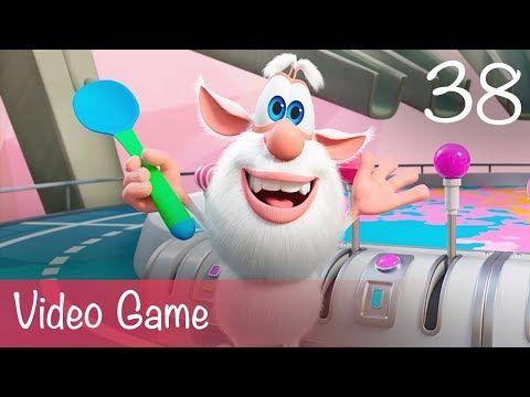 Booba Video Game Episode 38 Cartoon For Kids Youtube Cartoon Kids Kids Cartoon