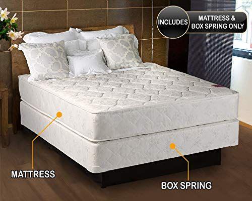 Shop For Legacy Queen Size 60 X80 X7 Mattress Box Spring Set Online In 2020 Mattress Box Springs Mattress Queen Mattress Size