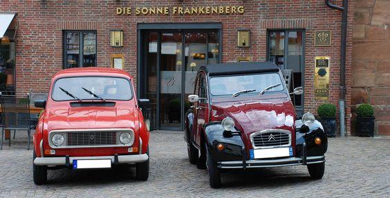 angebot: SONNE Kurzurlaub mit Ente · Relais & Châteaux Hotel Die SONNE Frankenberg · Ederbergland