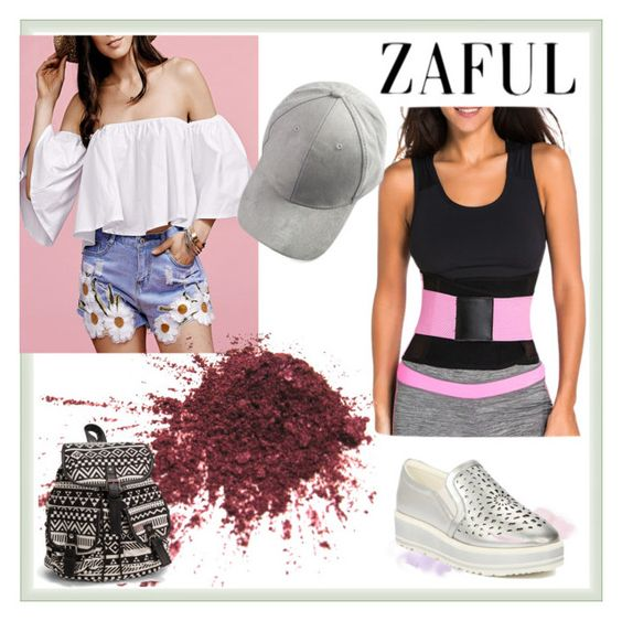 """""""www.zaful.com/?lkid=16667 no. 11/I"""" by lightcoti ❤ liked on Polyvore featuring NLY Accessories"""