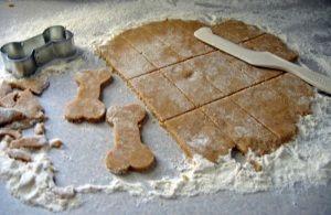 zelf hondenkoekje maken