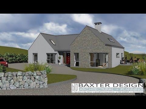 Irish House Plans Type Mod094 Youtube Irish House Plans House Designs Ireland Irish Houses