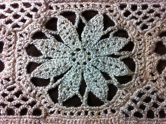 Ravelry: Magnolia Afghan pattern by Lion Brand Yarn