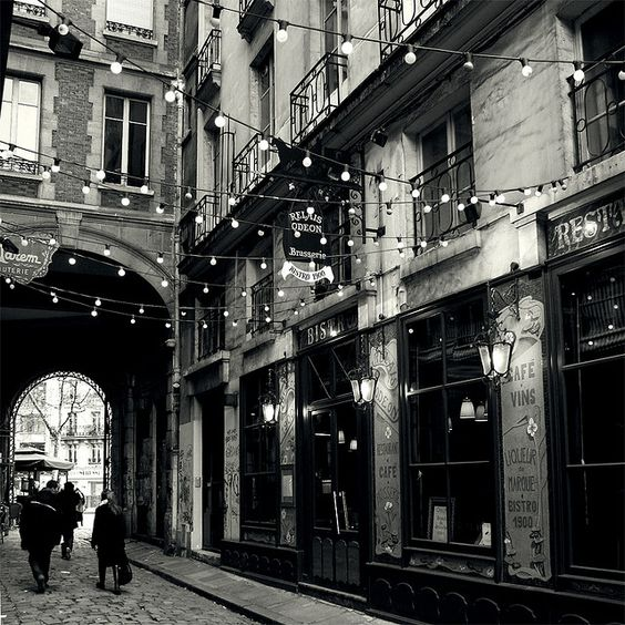 Black and white France