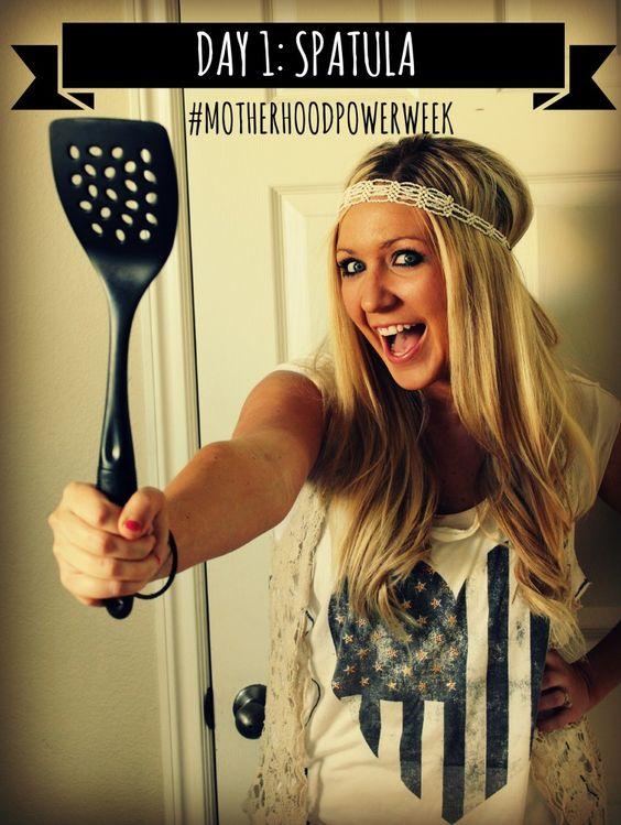 Motherhood POWER Week