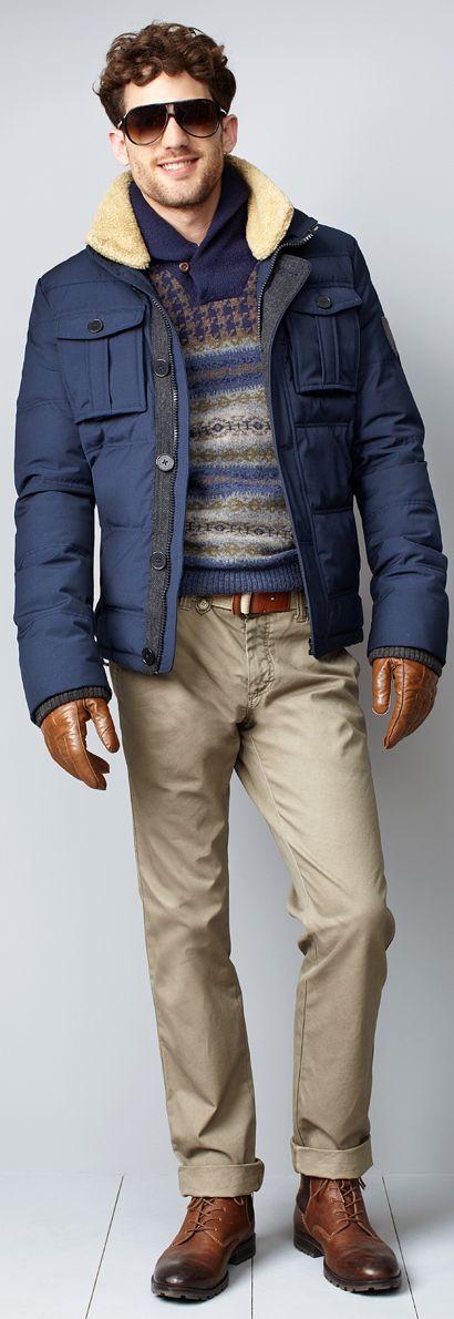 men's fashion & style - Tommy Hilfiger October '12 lookbook