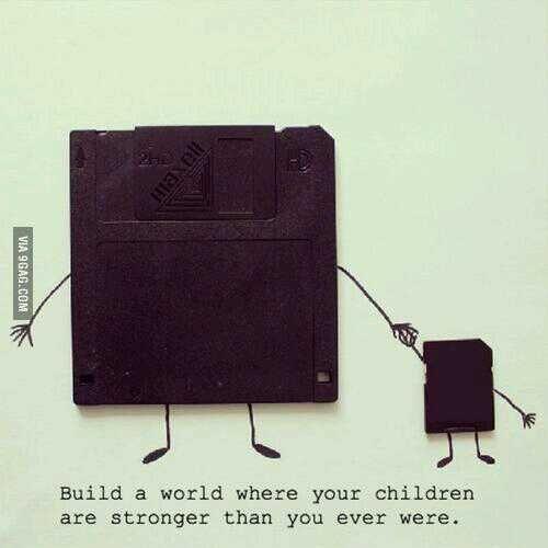 ¿Dejar un mundo mejor para nuestros hijos o dejar unos hijos mejores para nuestro mundo?