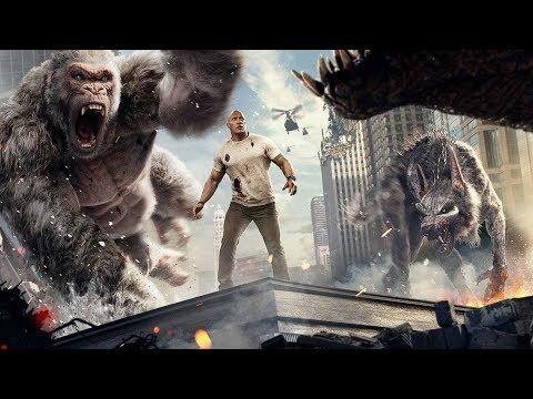 Filme De Acao 2019 Rampage Destruicao Total Filme Completo Dublado Filme De Aventura Youtube Com Imagens Filmes De Acao Filmes Completos Filmes