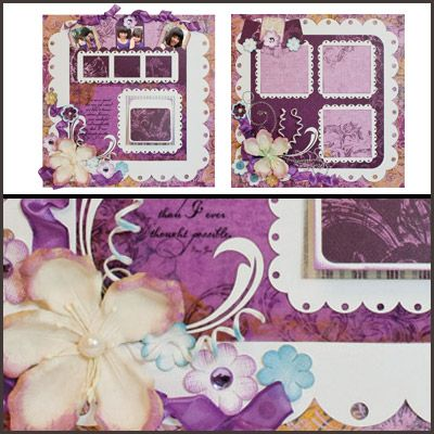 Check out the new class kits from Quick Quotes.  They are so awesome.  You can sign up for classes in a number of places around the country. Check out their website to find the locations.  I just love this layout.