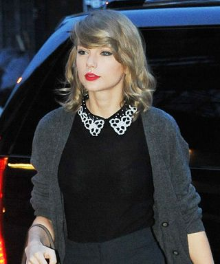 43 Reasons Why Taylor Swift Is a Street Style Pro - April 14, 2014 from #InStyle