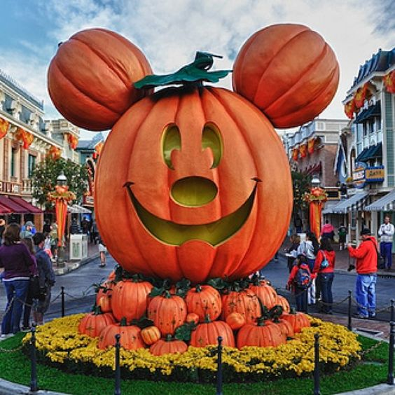 Disneyland Halloween: