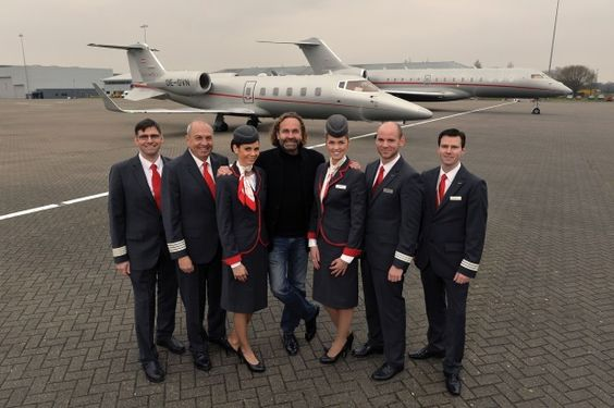 Vista Jet VIP Cabin Crew