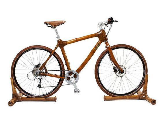 Bamboo Bicycle from Ghana