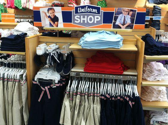 Gymboree's school uniform shop is open! #gymboree #schooluniform #outletsanthem www.outletsanthem.com/directory