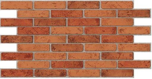 Panele ścienne 3d Pcv Cegła Brick Natural Nowość Items