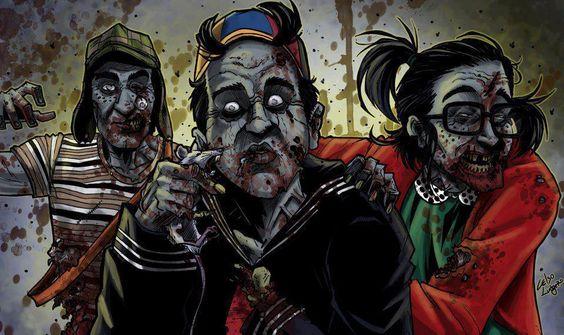 El Chavo del 8_Halloween