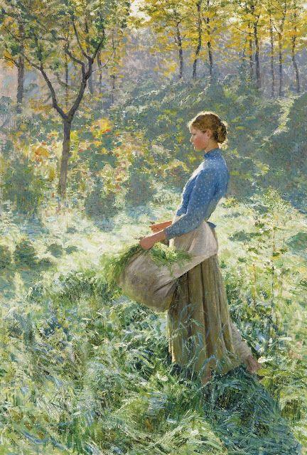 Matin d'été - 1891