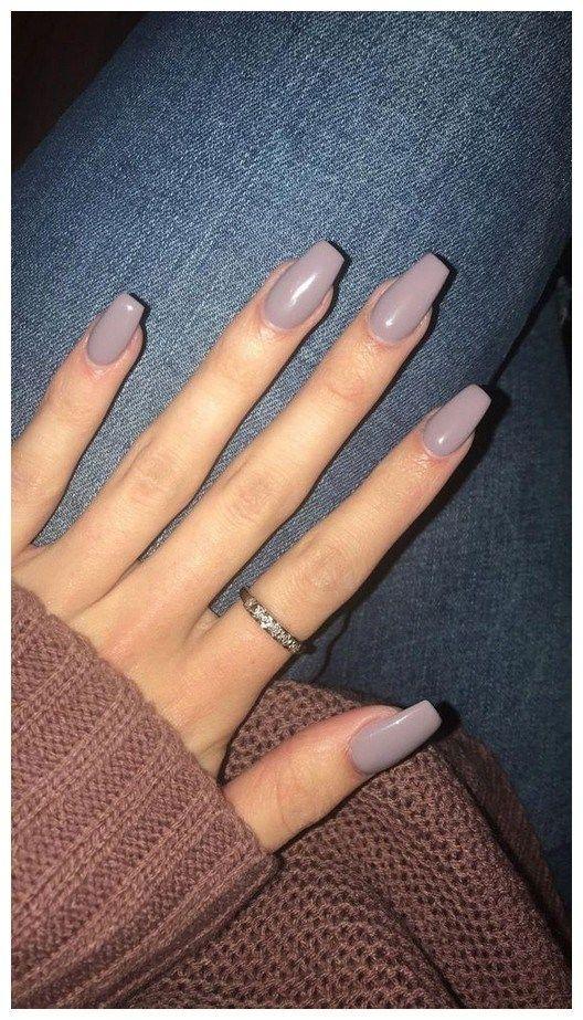 32 Super Cute Nail Art Ideas For Long Nails In 2019 00062 Armaweb07 Com Purple Nails Short Acrylic Nails Coffin Nails Designs