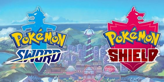 Pokemon Sword and Pokemon Shield game packs are out.