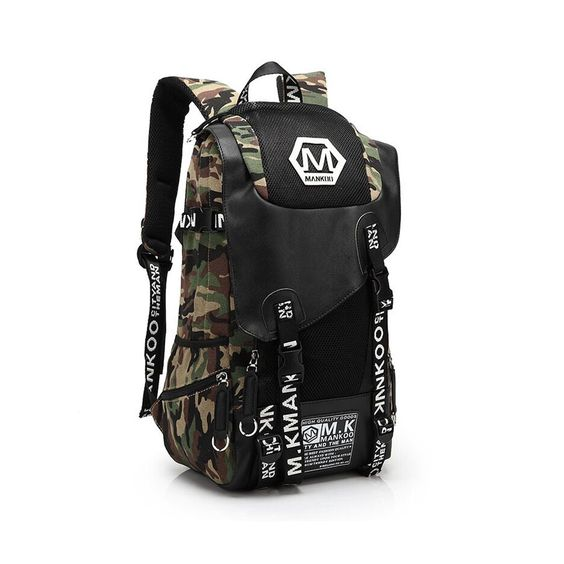 A great Backpack for Travelling, Hiking, Climbing and other outdoor sport.  Big Capacity.