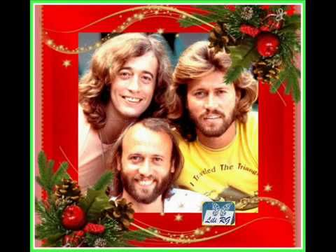 Bee Gees Christmas Youtube Christmas Music Holiday Movie Christmas Song