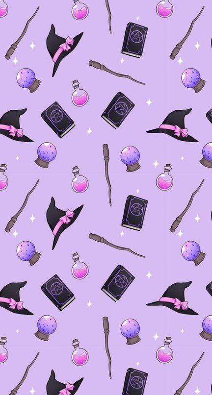 Super Wallpaper Phone Pastel Goth Iphone Wallpapers Ideas Witchy Wallpaper Witch Wallpaper Halloween Wallpaper Iphone