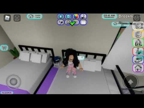 Minha Rotina Da Manha Em Brookhaven Rp Youtube In 2021 Roblox Toddler Toddler Bed