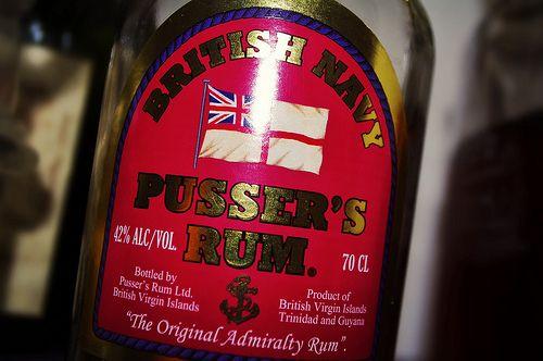 #Pussers #Rhum #Ron #Rum
