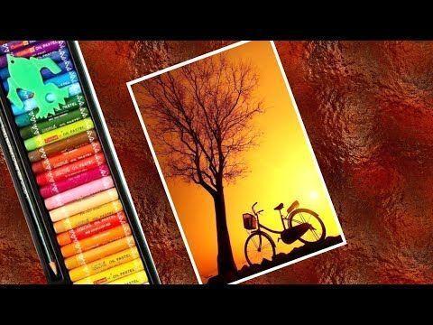 Oil Pastel Art For Beginners For Kids Oil Pastel Art Beginners Pastel Oilpastels In 2020 Oil Pastel Art Pastel Art Oil Pastel