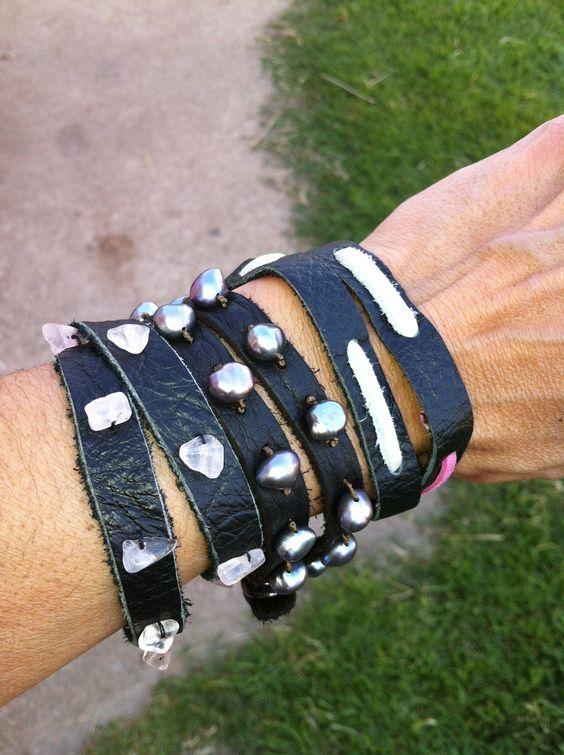 Making sustainable jewelry