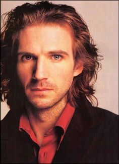 Young Ralph Fiennes