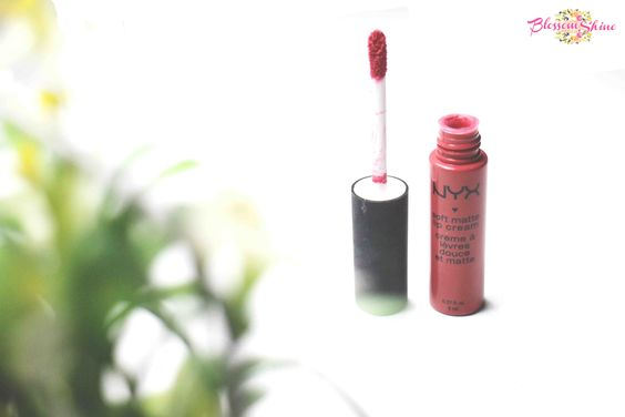 NYX Soft Matte Lip Cream - San Paolo